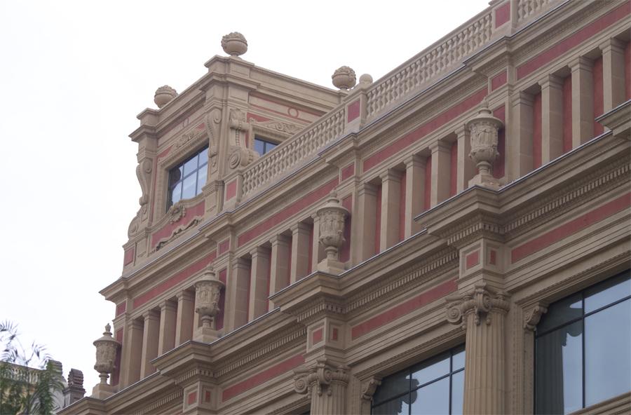 restauració Corte Inglés Barcelona