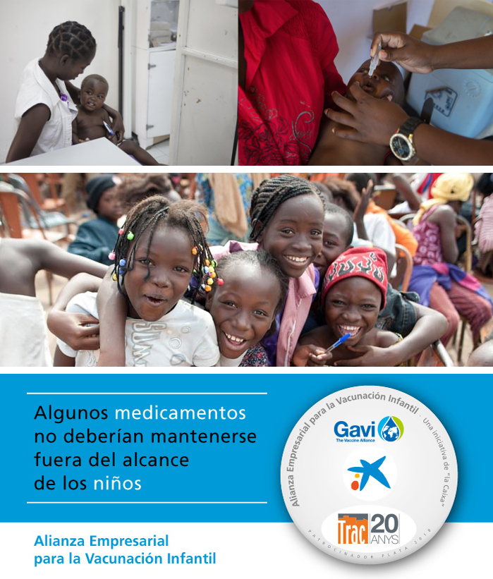 GAVI Aliança Humanitària per la Vacunació Infantil