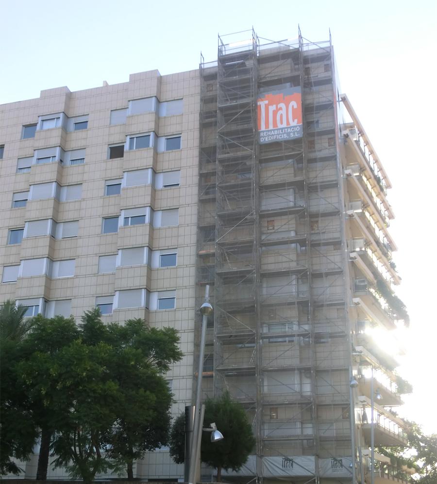 rehabilitació eduard maristany 15 barcelona