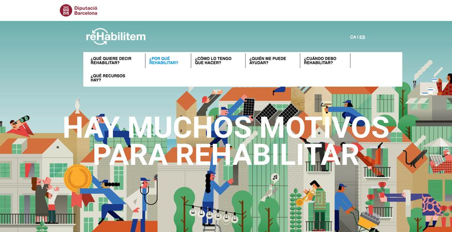 portal rehabilitación
