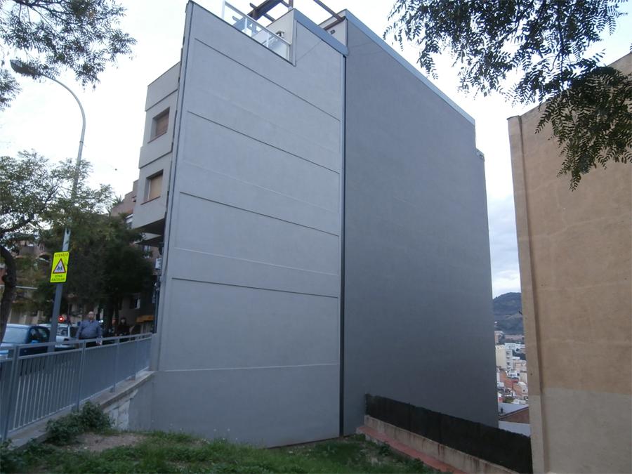 rehabilitació energètica santuari 65 barcelona
